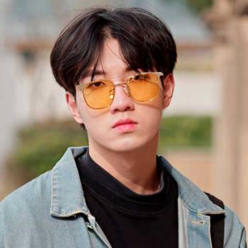 """Two block hairstyle"" – Potongan dan penggayaan gaya OPPA KOREA"