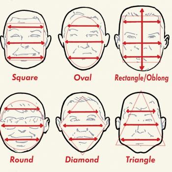 Cara memilih hairstyle dengan bentuk muka. 5 langkah mudah je!!